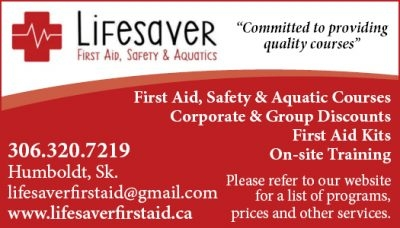 Lifersaver First Aid, Safety & Aquatics