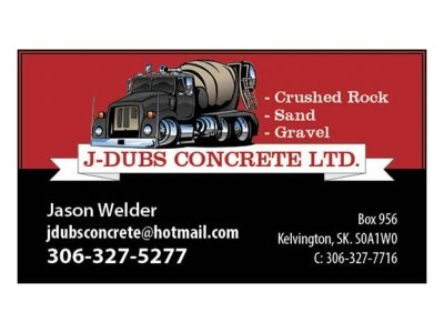 J-Dubs Concrete Ltd.