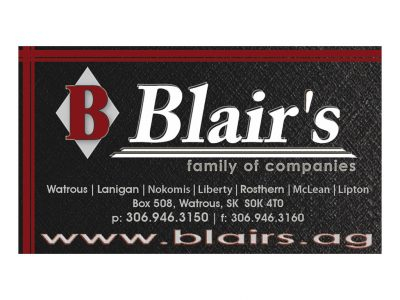 Blair's Fertilizer Ltd