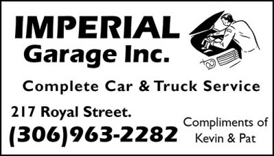 Imperial Garage Inc.