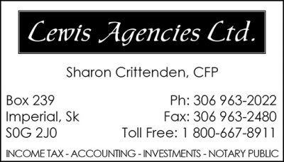 Lewis Agencies Ltd.